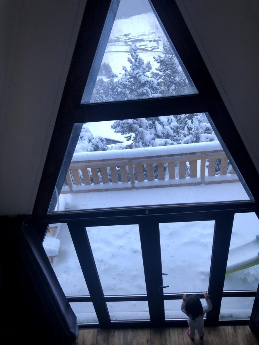 Vue terrasse de l'étage